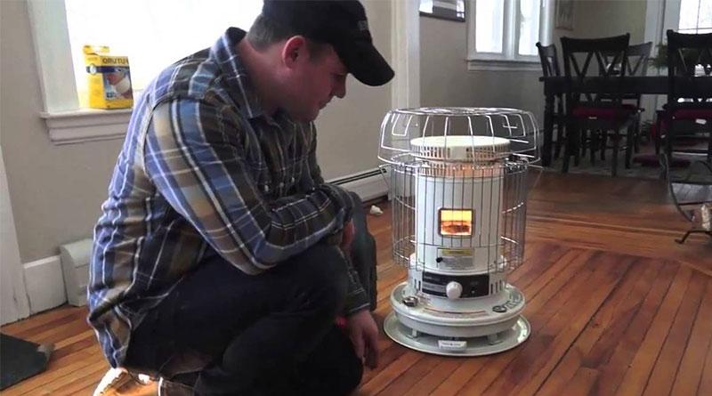 calefactores de queroseno barato