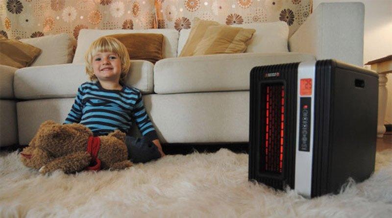 calefactor parafina Qlima
